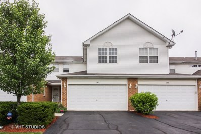 1147 Coventry Circle, Glendale Heights, IL 60139 - #: 09988555