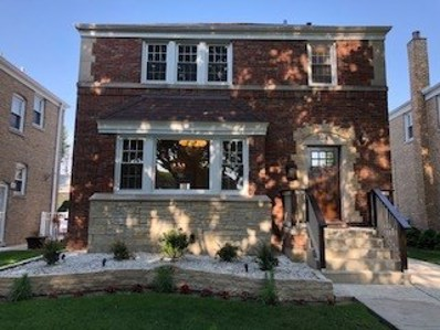 3241 N Newcastle Avenue, Chicago, IL 60634 - MLS#: 09988908