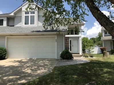 843 Gloucester Court, Bourbonnais, IL 60914 - MLS#: 09989186