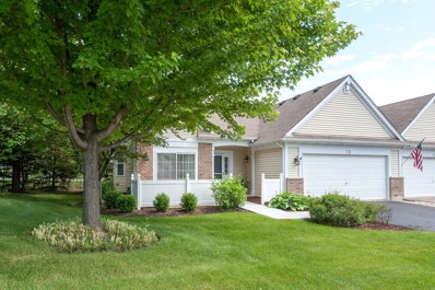 73 Conway Court UNIT 73, Grayslake, IL 60030 - MLS#: 09989503