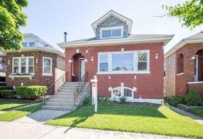 4843 N Merrimac Avenue, Chicago, IL 60630 - MLS#: 09989801