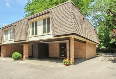 1825 Tanglewood Drive UNIT F, Glenview, IL 60025 - MLS#: 09989911