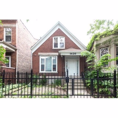 1426 N Avers Avenue, Chicago, IL 60651 - MLS#: 09990130