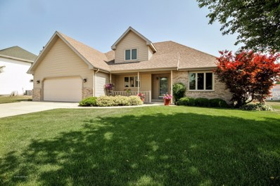 443 Jeffery Drive, Manteno, IL 60950 - #: 09990313