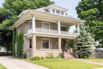 320 N Cedar Street, Waterman, IL 60556 - MLS#: 09990369