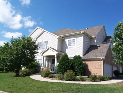 6098 DELANEY Drive UNIT 53-1, Hoffman Estates, IL 60192 - #: 09990685