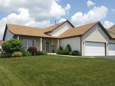 4668 W Iris Lane, Monee, IL 60449 - MLS#: 09990817
