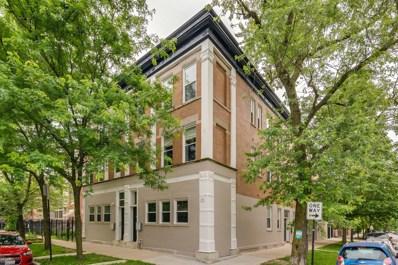 1019 N Washtenaw Avenue UNIT 1, Chicago, IL 60622 - MLS#: 09991052