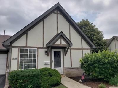 1893 Willow Circle Drive UNIT 1893, Crest Hill, IL 60403 - #: 09991309
