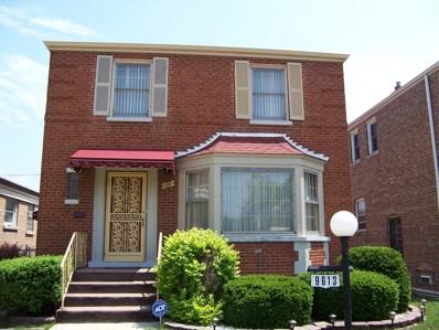 9613 S Green Street, Chicago, IL 60643 - MLS#: 09991328