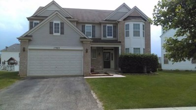 17803 Hedgewood Drive, Lockport, IL 60441 - #: 09991614