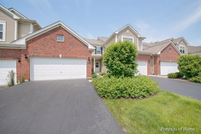 338 Buckingham Court, Lombard, IL 60148 - MLS#: 09992008