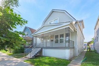 5944 W Patterson Avenue, Chicago, IL 60634 - MLS#: 09992294