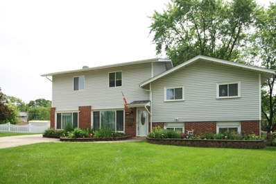 1660 Hartford Court, Hoffman Estates, IL 60169 - MLS#: 09992439