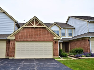 121 Thistle Court UNIT D121, Schaumburg, IL 60194 - MLS#: 09992459