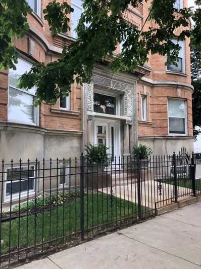 4600 S Indiana Avenue UNIT 1N, Chicago, IL 60653 - MLS#: 09992529