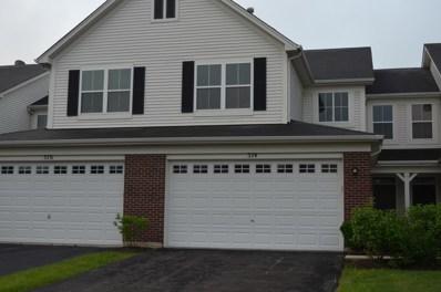 374 Chesapeake Lane UNIT 374, Oswego, IL 60543 - MLS#: 09992707