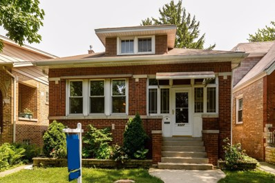 6327 W Raven Street, Chicago, IL 60646 - MLS#: 09993086