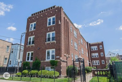 1841 N Monticello Avenue UNIT 2W, Chicago, IL 60647 - MLS#: 09993203