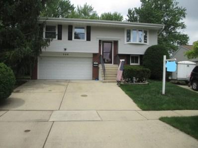 506 Hillside Drive, Streamwood, IL 60107 - #: 09993219