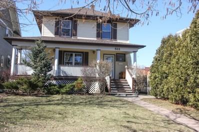 511 Lyman Avenue, Oak Park, IL 60304 - MLS#: 09993267