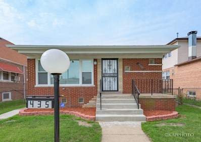 435 E 89th Street, Chicago, IL 60619 - #: 09993287