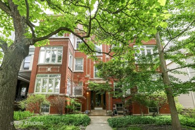 4107 N Greenview Avenue UNIT 2S, Chicago, IL 60613 - MLS#: 09993306