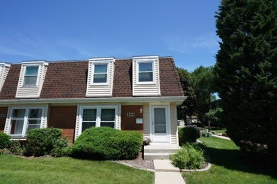 544 Manor Circle, Schaumburg, IL 60193 - #: 09993680