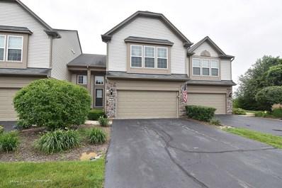 1384 Crimson Lane, Yorkville, IL 60560 - MLS#: 09993688