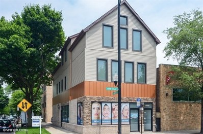 3658 W Armitage Avenue UNIT 2, Chicago, IL 60647 - MLS#: 09993727