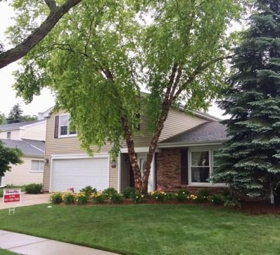 990 Crofton Lane, Buffalo Grove, IL 60089 - MLS#: 09993738