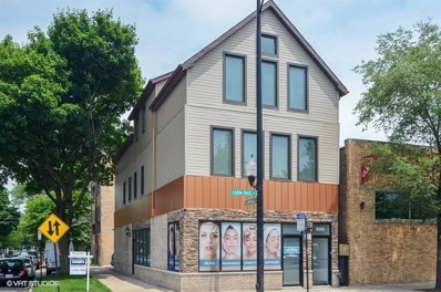 3658 W Armitage Avenue UNIT 3, Chicago, IL 60647 - MLS#: 09993811