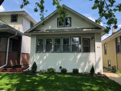 812 N Taylor Avenue, Oak Park, IL 60302 - MLS#: 09993995