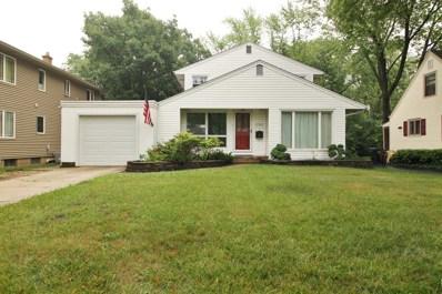 17947 Loomis Avenue, Homewood, IL 60430 - MLS#: 09994303