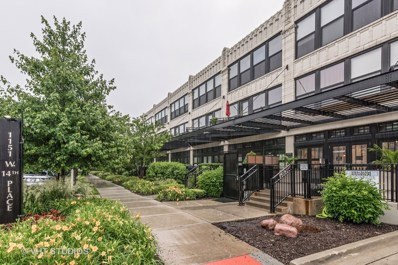 1151 W 14th Place UNIT 102, Chicago, IL 60608 - MLS#: 09994583