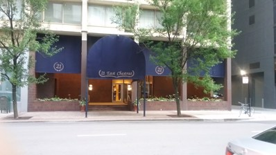 21 E Chestnut Street UNIT 16G, Chicago, IL 60611 - #: 09994660