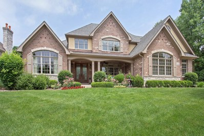 1404 Oak Bluff Lane, Lemont, IL 60439 - MLS#: 09994664