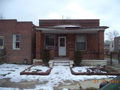 332 E 22nd Street, Chicago Heights, IL 60411 - MLS#: 09994764