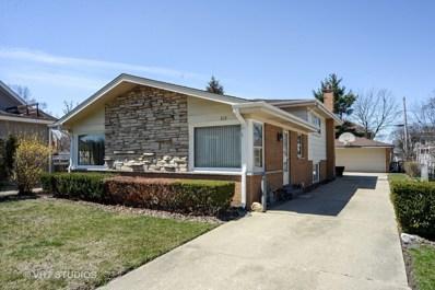 312 N Delphia Avenue, Park Ridge, IL 60068 - MLS#: 09995008