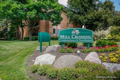 1004 N Mill Street UNIT 5-207, Naperville, IL 60563 - MLS#: 09995043