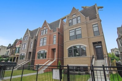4350 S Oakenwald Avenue UNIT 3, Chicago, IL 60653 - MLS#: 09995104