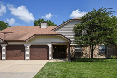 696 Hapsfield Lane UNIT 4A1, Buffalo Grove, IL 60089 - #: 09995156