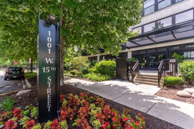 1001 W 15th Street UNIT 330, Chicago, IL 60608 - MLS#: 09995164