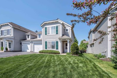 2459 Summerwind Lane, Montgomery, IL 60538 - MLS#: 09995183