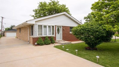 10214 PACIFIC Avenue, Franklin Park, IL 60131 - MLS#: 09995196