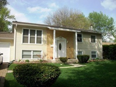 17705 Dogwood Lane, Hazel Crest, IL 60429 - MLS#: 09995335