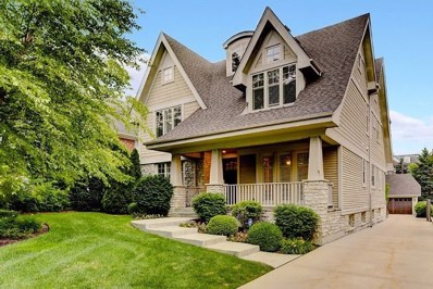 527 W Chicago Avenue, Hinsdale, IL 60521 - #: 09995403