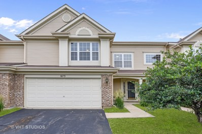 673 Yorkshire Lane, Pingree Grove, IL 60140 - MLS#: 09995535