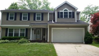 1135 Knollwood Drive, Buffalo Grove, IL 60089 - MLS#: 09995552