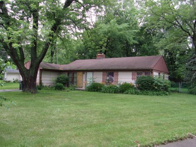 234 Mantua Street, Park Forest, IL 60466 - MLS#: 09995567